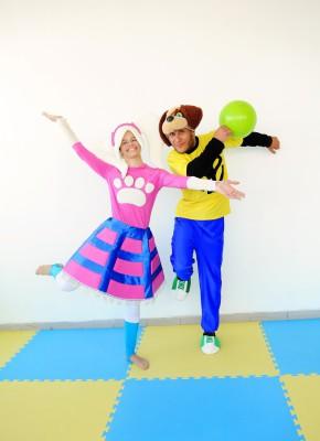 Аниматоры на детский праздник. В нашем праздничном агентстве