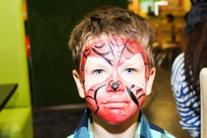 Аква гримм на детский праздник
