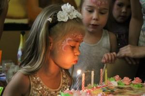 День Рождения в Братике Томатике