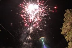 Новый год на турбазе Голубые огни