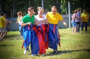 Тимбилдинг: Спортивный праздник - Мозаика