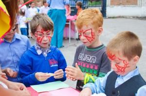 Промо-акция: Помоги собрать ребенка в школу